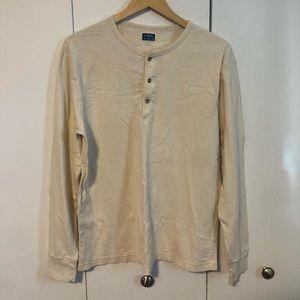J-Crew Henley Shirt